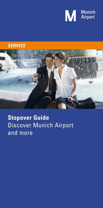 Munich Airport Stopover Guide
