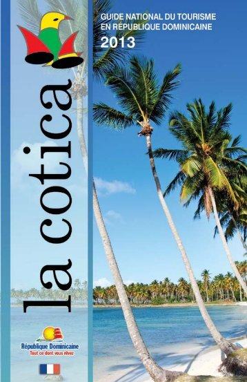 La Cotica National Tourism Guide 2013