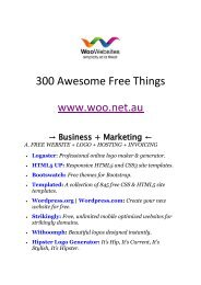 300 Free Tools for Businesses