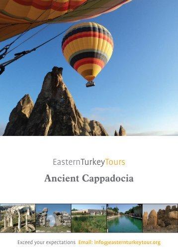 Ancient Cappadocia