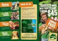 Australia Zoo Annual Pass