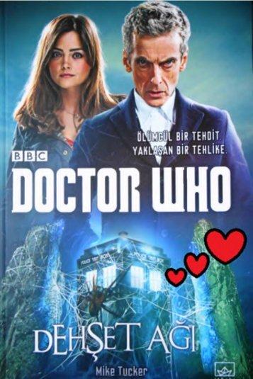 Mike Tucker - Doctor Who Dehşet Ağı