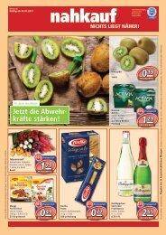 nahkauf Werbung KW05