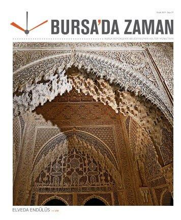 BURSA'DA ZAMAN