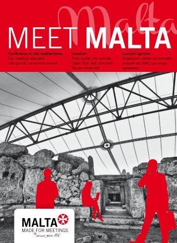 Meetings in Malta