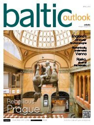 Baltic Outlook April 2013