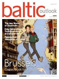 Baltic Outlook January 2013