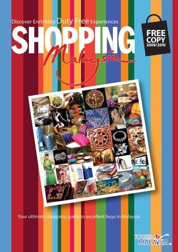 Malaysia Shopping Guide