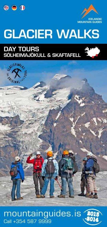 Glacier Walks
