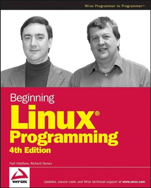 Beginning Linux Programming pdf