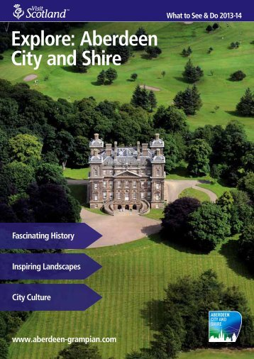 Explore: Aberdeen City and Shire