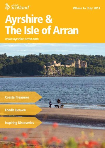 Ayrshire & The Isle of Arran