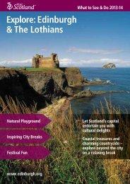 Explore: Edinburgh & The Lothians