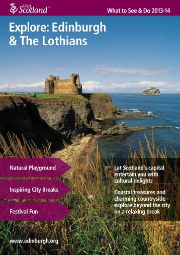 Explore: Edinburgh & The Lothians