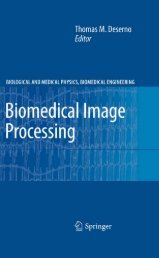 Biomedical Image Processing (Biological and Medical ... - Unipar