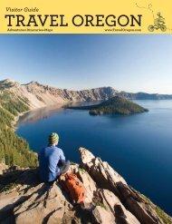 Travel Oregon Visitor Guide