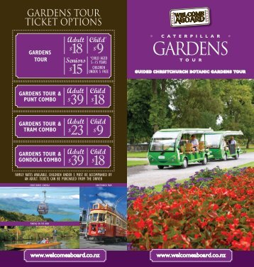 Gardens Tour