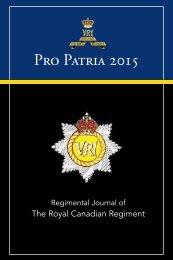 Pro Patria 2015
