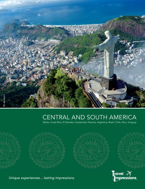 Ti Central And South America