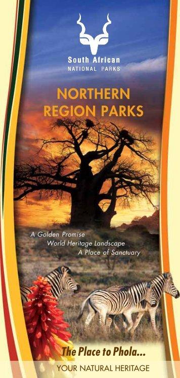 Northern Region Parks