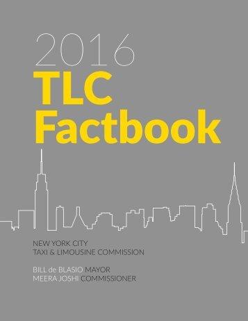 2016 TLC Factbook
