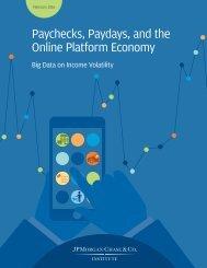 Paychecks Paydays and the Online Platform Economy