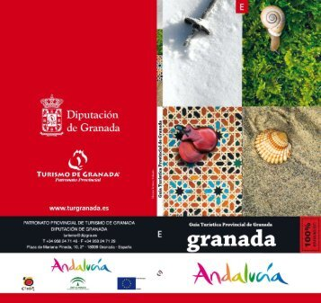 Provincial guide of Granada