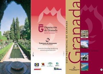 Provincial guide of Granada
