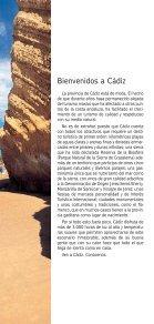 Guide to the Province Cádiz - Page 3