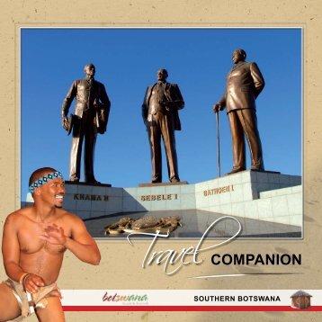 Southern Botswana