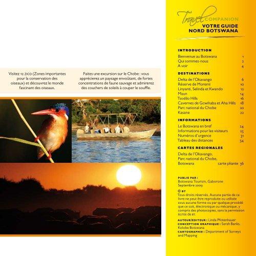 Northern Botswana