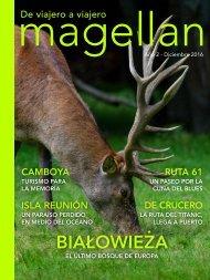 Revista de viajes Magellan - Diciembre 2016
