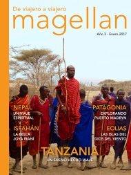 Revista de viajes Magellan - Enero 2017