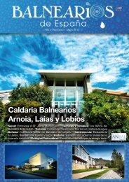 Balnearios de España No.2 - Mayo 2010