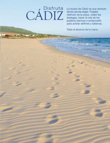 Enjoy Cadiz