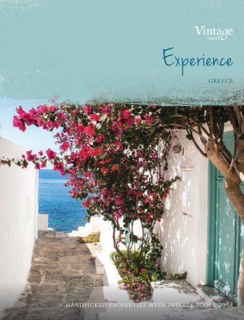 Experience 2014: Greece