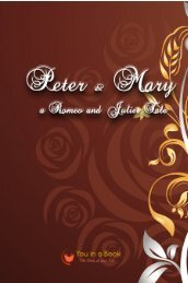 Peter and Mary a Romeo and Juliet tale