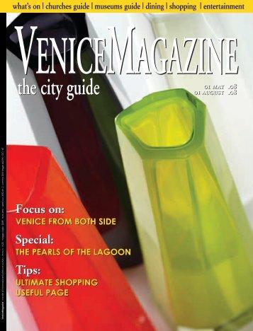 Venice Magazine 52