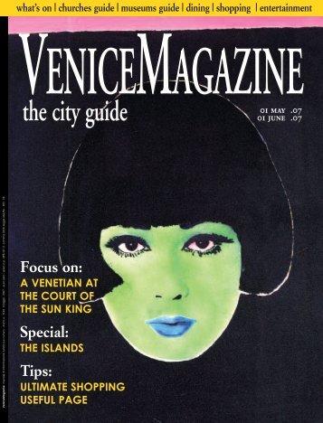 Venice Magazine 45