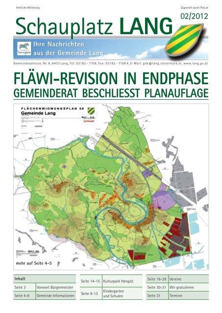 Schauplatz Lang 2012/02