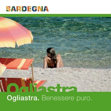 Ogliastra. Total wellbeing.