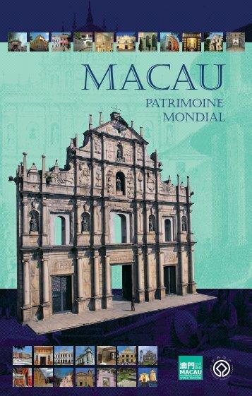 Macau World Heritage
