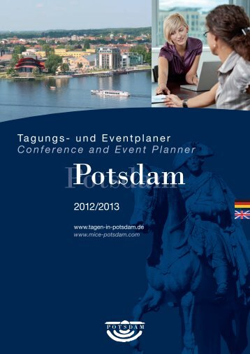 Potsdam Conference and Event Planner
