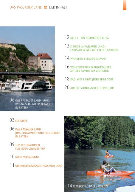 Passauerland 2012