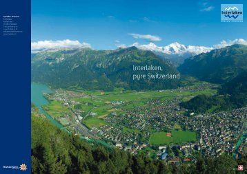Interlaken - Pure Switzerland