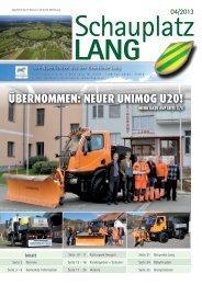 Schauplatz Lang 2013/04