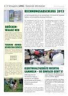 Schauplatz Lang 2014/02 - Seite 4