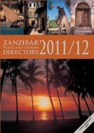 Zanzibar Tourism Directory 2011