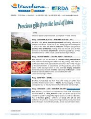 Precisious Gifts from Istria