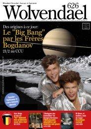 Wolvendael magazine 626 février 2017